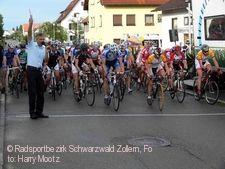 Radrennsport-Etappenrennen um den Volks- und Raiffeisenbanken-Cup Haigerloch