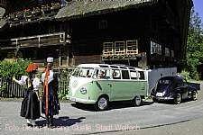 VW-Veteranentreffen Schwarzwald Wolfach am 14.06.2018 bis 17.06.2018