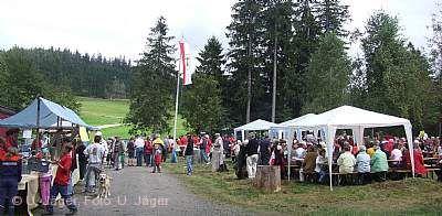 40. Waldfest Todtnau