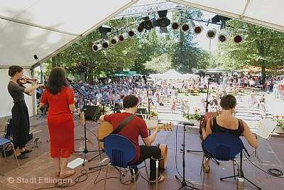 XXV. Watthaldenfestival Ettlingen