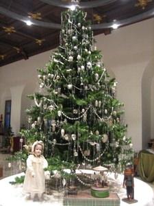 """""""Weihnachtsbäume - Weihnachtsträume"""" Meßkirch am 02.12.2017 bis 07.01.2018"""