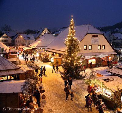 Weihnachtsdorf Metzingen