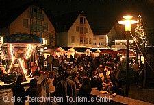 Weihnachtsdorf Bad Schussenried