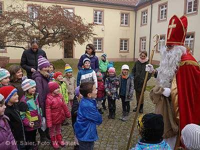Kunsthandwerklicher Weihnachtsmarkt Sankt Märgen am 02.12.2018