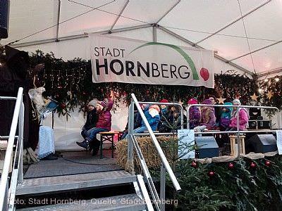 Weihnachtsmarkt Hornberg