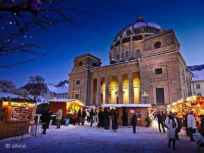 Weihnachtsmarkt Sankt Blasien am 04.12.2020 bis 13.12.2020