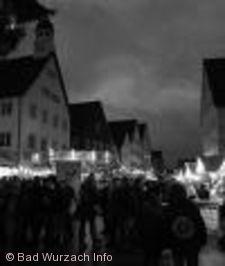 Weihnachtsmarkt Bad Wurzach