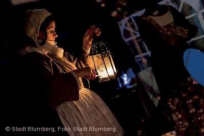 Weihnachtsmarkt: Weihnachten wie zu Sissis Zeiten Blumberg