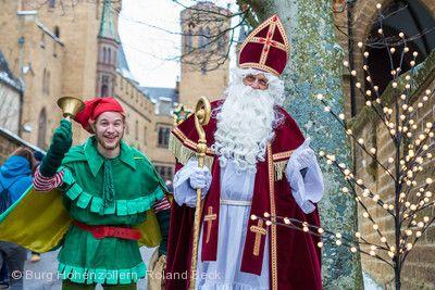 Königlicher Weihnachtsmarkt Burg Hohenzollern