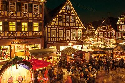 Märchenhafter Weihnachtsmarkt Calw