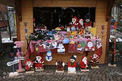 Thomasmarkt und Weihnachtsmarkt der Vereine Crailsheim