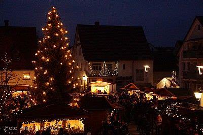 Weihnachtsmarkt Dietenheim