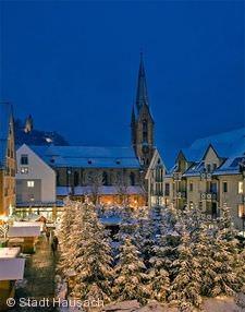 Weihnachtsmarkt Hausach