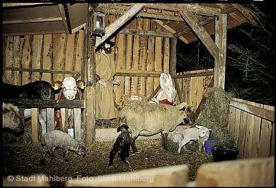 Weihnachtsmarkt Mahlberg