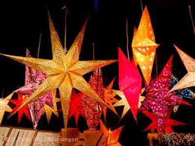 Weihnachtsmarkt Münsingen