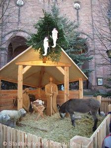 Weihnachtsmarkt Oberkirch