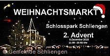 Weihnachtsmarkt Schliengen am 09.12.2018