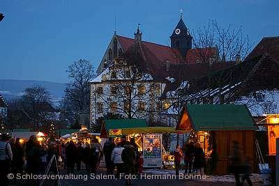 Weihnachtsmarkt Salem