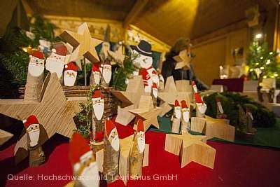 Weihnachtsmarkt Todtnau