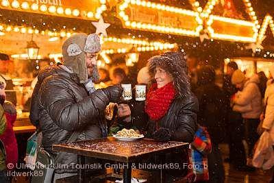 Ulmer Weihnachtsmarkt Ulm/Neu-Ulm