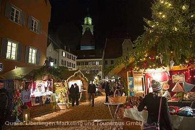 Weihnachtsmarkt Überlingen