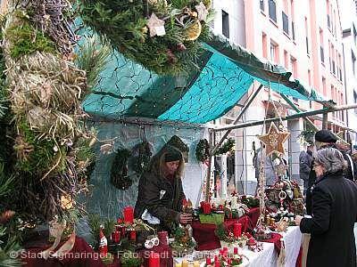 Weihnachtsmarkt der Schulen und Vereine Sigmaringen