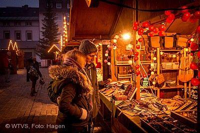 Weihnachtsmarkt VS-Villingen Villingen-Schwenningen