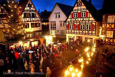 47. Waldenbucher Weihnachtsmarkt