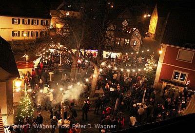 Großer Wittighäuser Weihnachtsmarkt Wittighausen