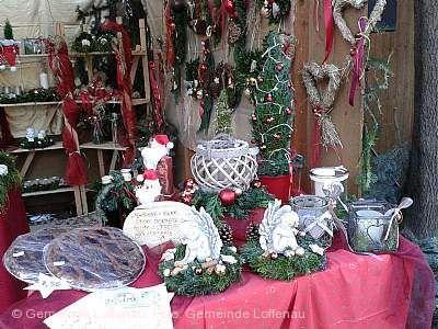 Weihnachtsmarkt Loffenau