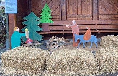 Weihnachtspfad Metzingen