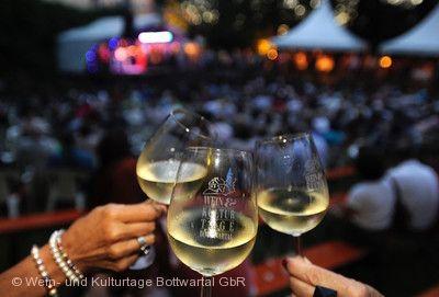 Wein- und Kulturtage im Bottwartal Steinheim an der Murr