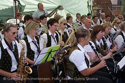 Traditionelles Weinfest Hohentengen am Hochrhein