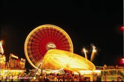Weinfest Oberkirch am 31.08.2018 bis 03.09.2018
