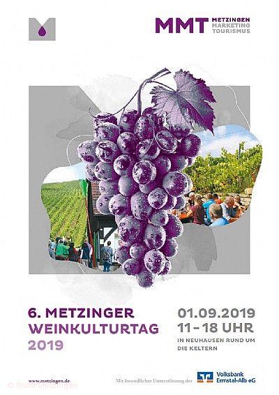 Metzinger Weinkultur-Tag Metzingen