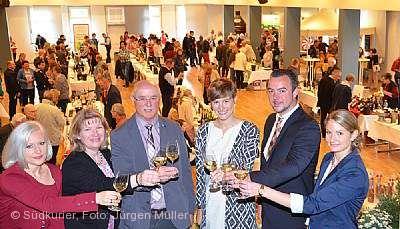 4. Weinmesse Blumberg