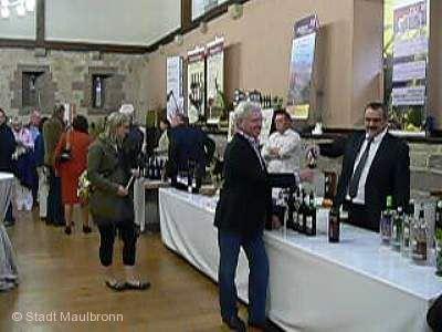 Weinmesse Westlicher Stromberg Maulbronn