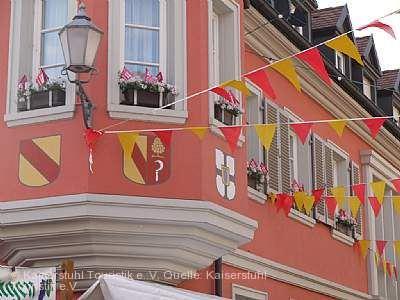 Ihringer Weintage Wein- und Gassenfest Ihringen am Kaiserstuhl