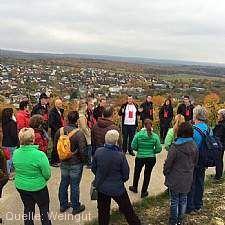 Walking Weinprobe Straubenhardt