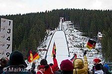 Viessmann FIS Skisprung Weltcup Damen und Herren Titisee-Neustadt