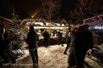 Welzheimer Weihnachtsdorf und -markt