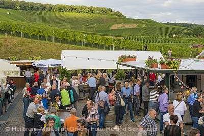 Wengertfescht am Wartberg Heilbronn am 05.08.2020 bis 08.08.2020