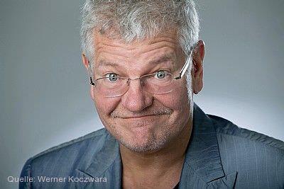 "KulturMomente: Werner Koczwara - ""Am achten Tag schuf Gott den Rechtsanwalt"" Bad Urach"