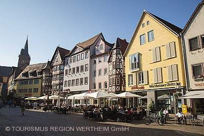 Ostermarkt Wertheim