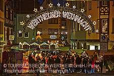 Weihnachtsmarkt Wertheim