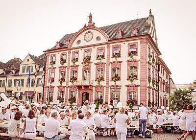 White Dinner Offenburg am 31.08.2019