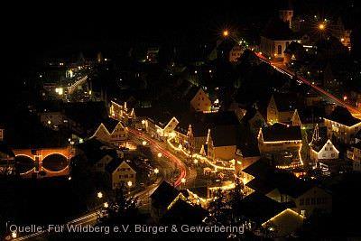 Turmweihnacht Wildberg