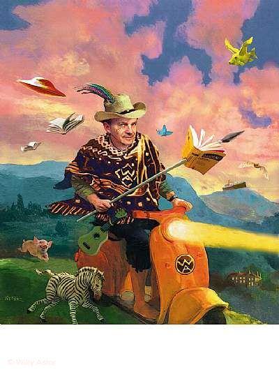 """Willy Astor - """"Jäger des verlorenen Satzes"""" Kernen im Remstal"""