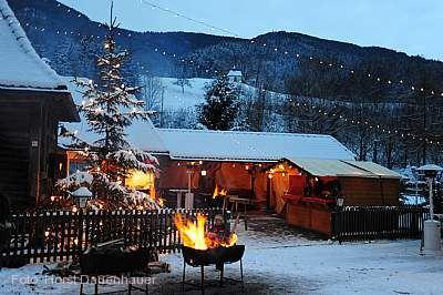 Winterabende bei der alten Mühle Simonswald