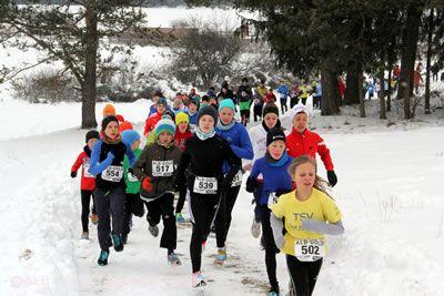 ALB-GOLD Winterlauf-Cup Trochtelfingen am 10.03.2018